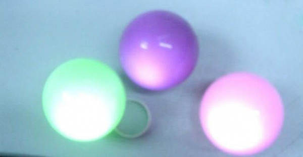 Quality Bouncing ball Hazy Ball w/led for sale