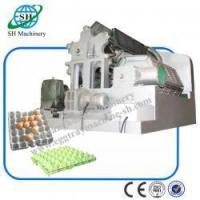 Paper Pulp Egg Tray Production Line Egg Tray Making Machine with Multi Layer Drying System SHD-8000