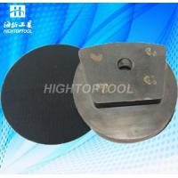 Stone Diamond Tools Riged Hard Floor Polishing Backer Pads for Floor Grinders Manufactures