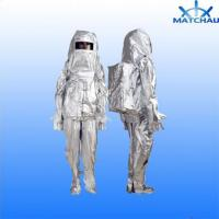 Buy cheap Fire Fighting Appliances Firemans Heat Protective Suit from wholesalers