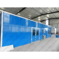 China Woodworking Machinery Furniture Spray Booth LY-100 Furniture spray booth wholesale