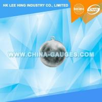 Buy cheap Impact Test Steel Ball 226g with Ring from wholesalers