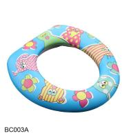 BC003 Plastic and Spong Baby Potty Seat Manufactures