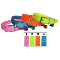 Buckle style nylon collar Manufactures