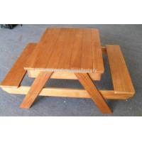 Picnic Table With Sandpit Manufactures