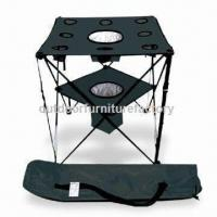 Foldable Picnic Cooler Table Manufactures