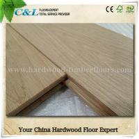 Hardwood Flooring Supplier Oak unfinished parquet wood flooring