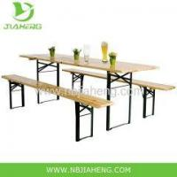 China Custom wood beer pong tables on sale