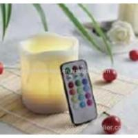 Remote controlled Multi colour LED candle Manufactures