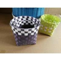 Buy cheap Colorful PP strap handmade woven children bag from wholesalers