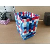 Set of 2 colorful shiny PP woven child toy bag Manufactures