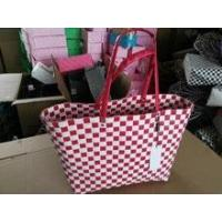 Buy cheap New design woven bag for lady fashion hand bag shopping bag from wholesalers