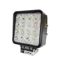 48W Square LED work Light Spot/Flood Manufactures