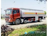 18 CBM FOTON Heavy Duty 3 Axles Petrol Tank Truck