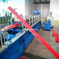 China Ridge Cap Roll Forming Machine Ridge Cap Roller Forming Machine for sale on sale