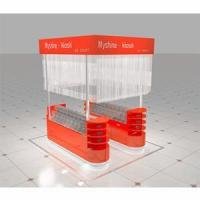new condition candy display trays acrylic candy display case Manufactures