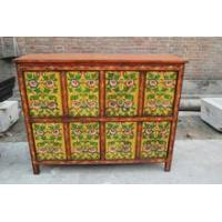 Chinese Antique TIbet cabinet Furniture