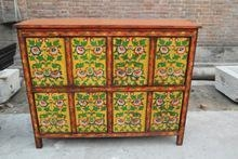 Quality Chinese Antique TIbet cabinet Furniture for sale