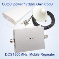 17dBm 1800MHz Home Use Mini Signal Booster AGC ALC Manufactures
