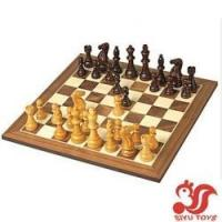 Chess Set, Excalibur Deluxe Wooden Model No.: SY11002 Manufactures