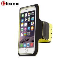 New design leather sports running armband for apple iphone 6 Manufactures