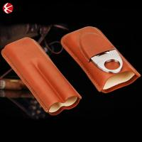 3 Count Cigar Case High Quality Cheap Wholesaler Cigar Case Custom Cigar Humidor Case Manufactures