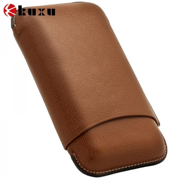 Quality Hot sale cigar Cases/humidor/boxes,leather case for cigar,cigar accessories for sale for sale