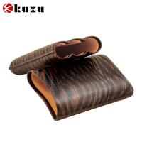 Made in china leather cigar humidor for sale Manufactures