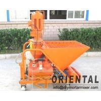 Dry Ready Mix Plaster Machine Manufactures