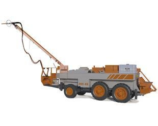 China SKC40 Concrete Spraying System