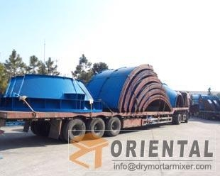 China Bolted Type Storage silo / Detachable Cement Silos