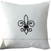 White French Fleur Flower Embroidery Decorative Pillowcase Cushion Cover Sham $ 9.99 $ 19.99 Sale Manufactures