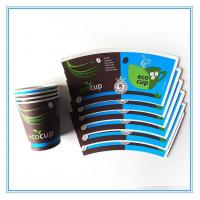 China Paper Cup Raw Material Wholesale Package:PCS/Bag with plastic bag on sale