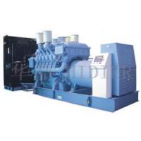 Mercedes-Benz (MTU) generators Manufactures