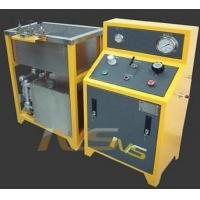 Buy cheap Valves Leakage Test Stand from wholesalers