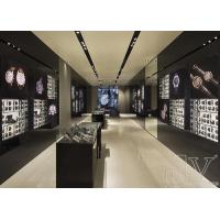 China Special designs furniture for watches store design on sale