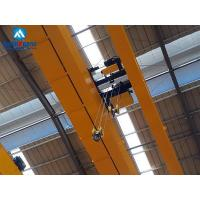 Buy cheap Euro-style Overhead Crane 20/10t Europe style double beam overhead crane from wholesalers
