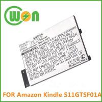 Buy cheap Battery for Amazon Kindle3 Wi-Fi eBook Reader Portable Kindle 3rd Gen S11GTSF01A from wholesalers