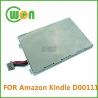 Buy cheap Replacement Battery for Amazon Kindle, Kindle D00111, A00100, BA1001, 170-1001-00 from wholesalers
