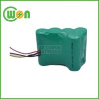 4/5AA NIMH Battery Pack 1200mAh 6V Manufactures
