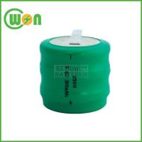 Buy cheap NIMH 250H Button Cell Pack 300mAh 3.6V from wholesalers