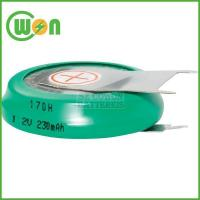 Buy cheap NIMH Button Cell 170H from wholesalers