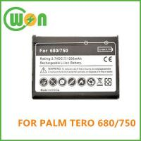 China Replacement PDA Battery for Palm TREO 680,TREO 750,750V on sale
