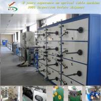 China optical fiber cable production line-Optical fiber secondary coating line on sale