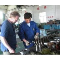 Product owners on-site inspection Manufactures