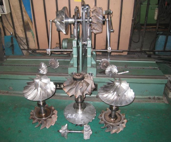 Quality Dynamic Balancing Test for Turbocharger rotor for sale