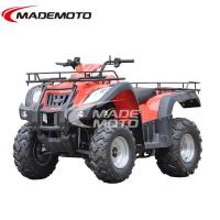 China EEC Approved 200CC ATV with Reverse Gear Quad Bike 250cc Chain Drive and Shaft Drive can choose on sale