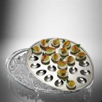 China YK-A112 eggs stay fresh and pretty on stainless steel ice tray YK-A112 on sale