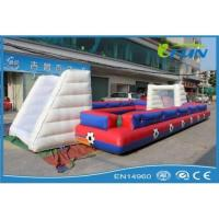 inflatable human foosball field Product ID:IF-SS003