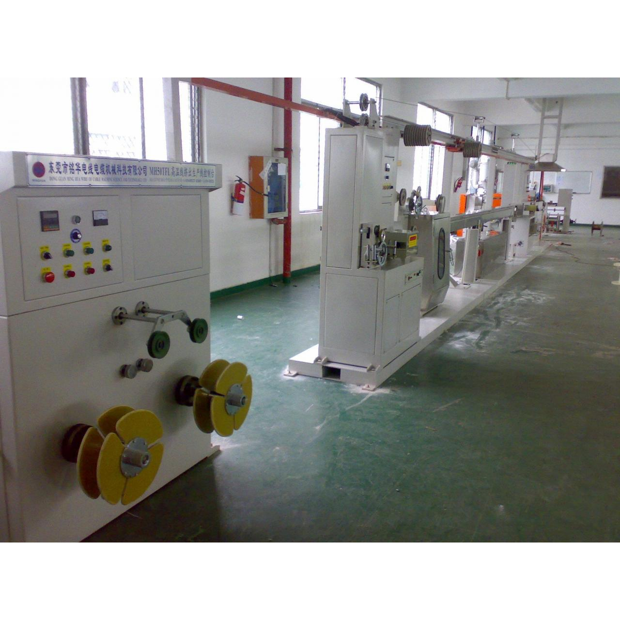 THE EXTRUSION MACHINE SERIES 9271725616 Manufactures
